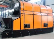 Caldera de agua caliente de carbón / madera (cadena de autoclave)