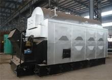 Caldera de vapor de leña / carbón (mano)