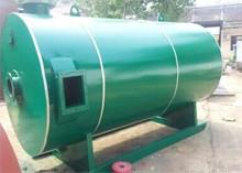 Generador de aire caliente con aceite / gas