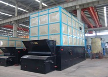 Calentadores de aceite térmico de carbón / madera