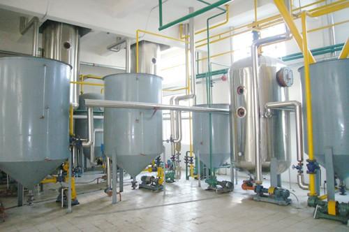 Máquina De Refinación De Aceite De Algodón