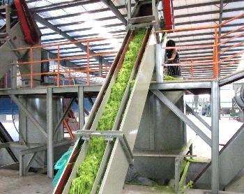 Máquina De Refinación De Aceite De DHA De Algas