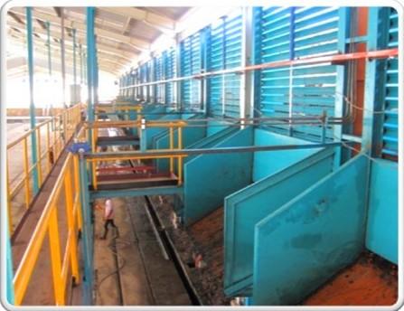 5T/H Press, Refinación, Fraccionamiento De Aceite De Palma Crudo De Proyectos