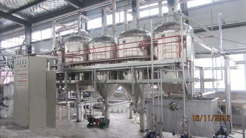 Máquina De Refinación De Aceite De Microbial