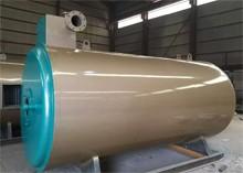 Calentadores de aceite térmico de aceite / gas