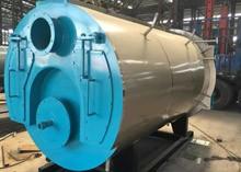 Caldera de agua caliente con aceite / gas