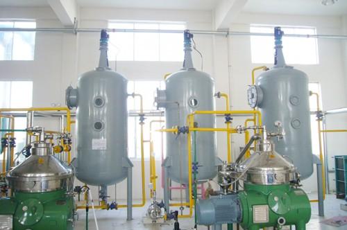 Máquina De Refinación De Aceite