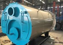 Caldera de vapor con aceite / gas