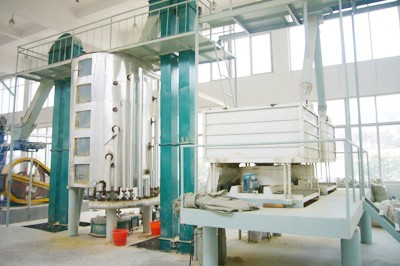 Rice Bran Oil Pretreatment & Expansion Machine