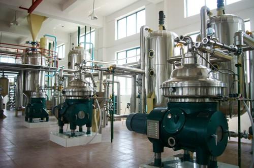 Máquina De Refinerías De Aceite De Salvado De Arroz