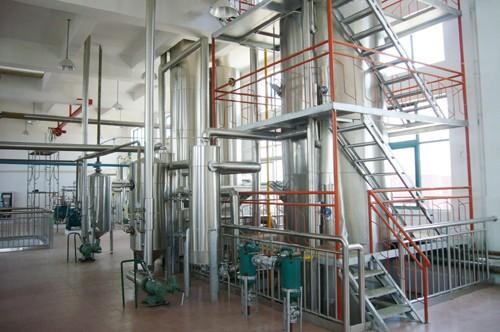Machine De Raffinage D'huile De Soja